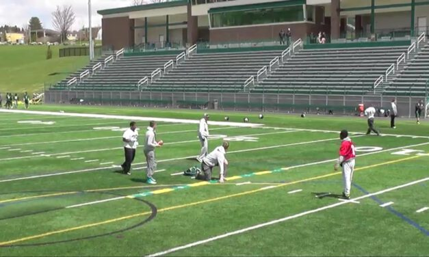 RPO Drills- Morrisville State College (NY)