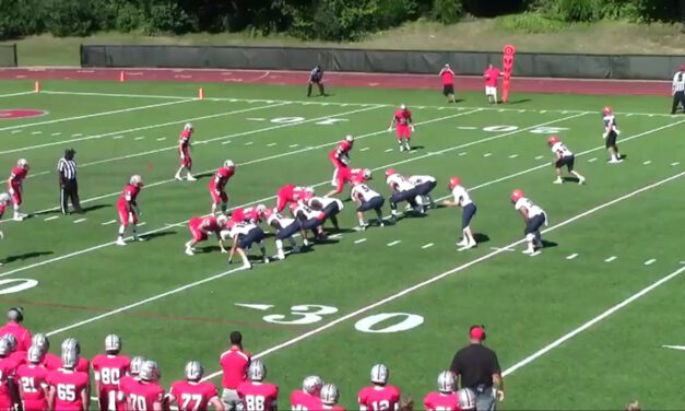 Sprint Out Concept (13 Personnel)- Norfolk Academy (VA)