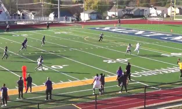 Sprint Out Variations- Kansas Wesleyan University
