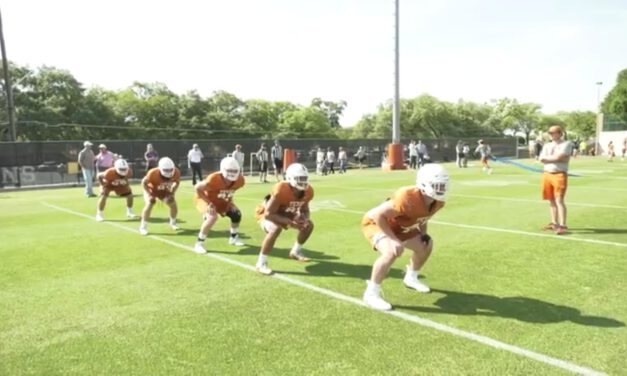 TE Drill Tape – University of Texas
