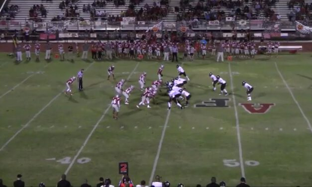 Tight Alignment Runs- Desert Edge High School (AZ)