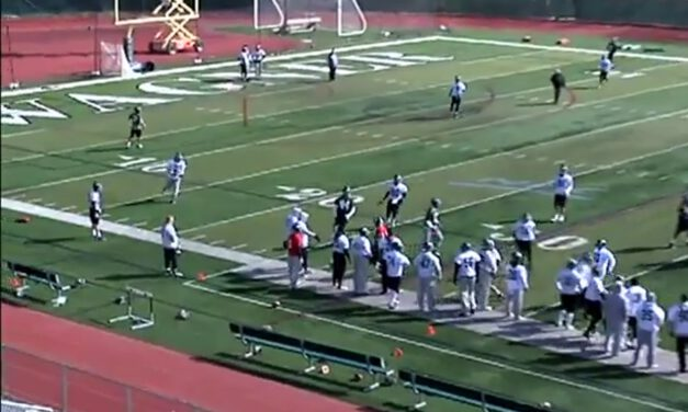 Two-Deep Zone Pressures- Wagner College