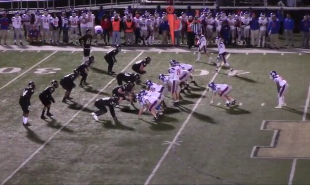 Unbalanced Isolation Concept- Mercer County HS (KY)