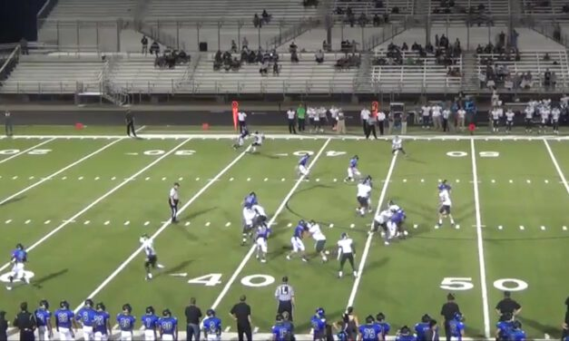 Uncovered Concept- Rudder HS (TX)