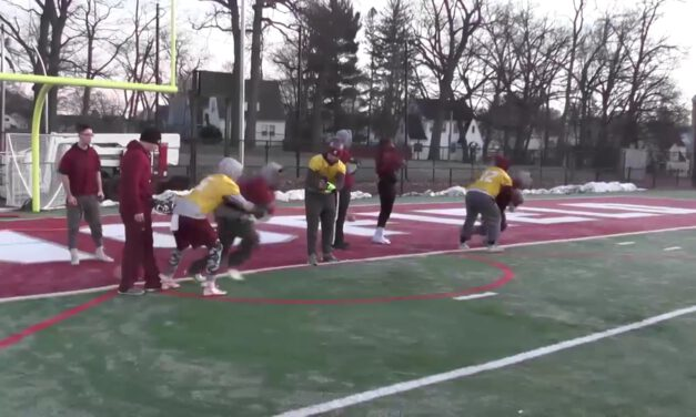 Veer Option Drills (Full Catalog)- Springfield College (MA)