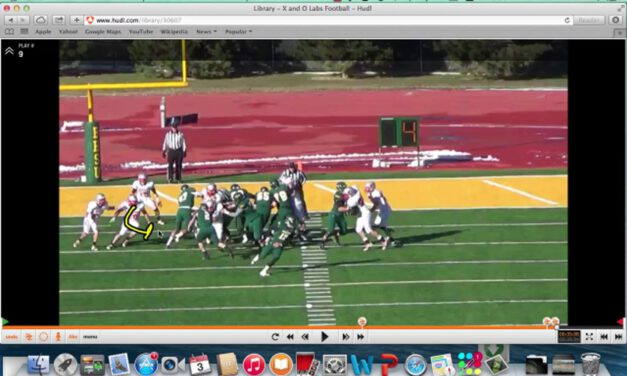 Western Colorado State 2-Back Run Fits