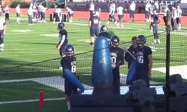 WR Drill Tape-Villanova University