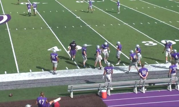 Zone Blitz Tech (ContainSpill from off LOS)- University of St Thomas (MN)
