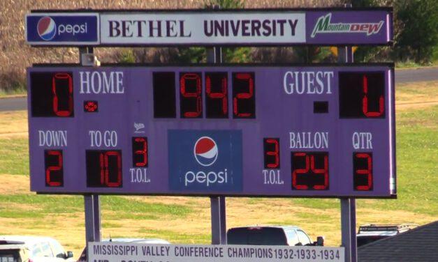 Zone Slants RPO (12 Personnel)- Bethel University (TN)
