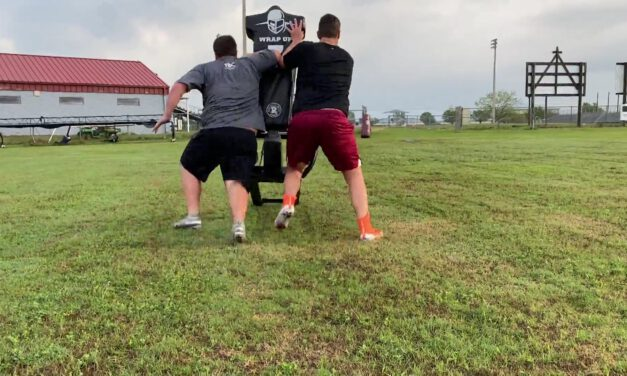 Zone Combo Fit Drill- Madison County HS (FL)