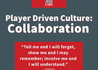 The Player Driven Culture System: Case 1: Collaboration