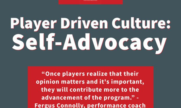The Player Driven Culture System Case 3: Self-Advocacy