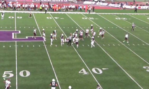 Empty Pass Concepts (Three Man Side equal numbers)- University of Puget Sound (WA)