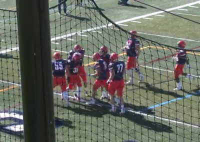 Double Post Concept (double move variations)- Utica College (NY)