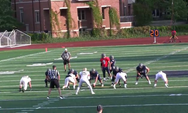 Mix Stunts to Affect Protections- John Carroll University (OH)