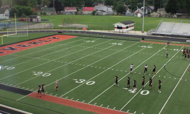 RPO Drills- Waverly High School (OH)