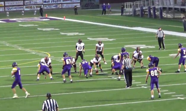 Boundary Hitch RPO Concept- Waverly High School (OH)