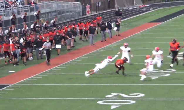 Boundary Out RPO Concept (vs 2-High)- Waverly High School (OH)