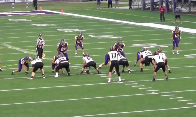 Boundary Out RPO Concepts- Waverly High School (OH)