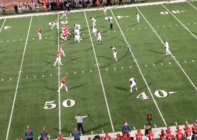 Quarterback Run/RPO Manipulations from Empty Formations