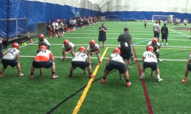 OL Quick Set Drill- Utica College (NY)