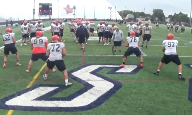 OL Wave Drill- Utica College (NY)