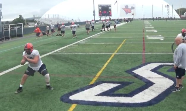 OL X Box Drill- Utica College (NY)