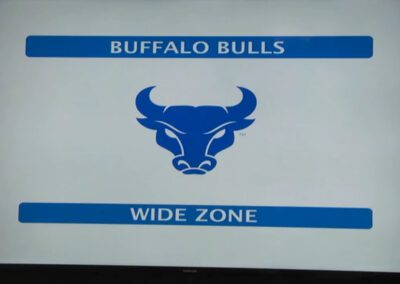 Wide Zone Clinic (narrated)- University at Buffalo
