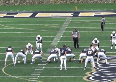 Pin and Pull Concepts (Pin Block Reel)- Shepherd University (WV)