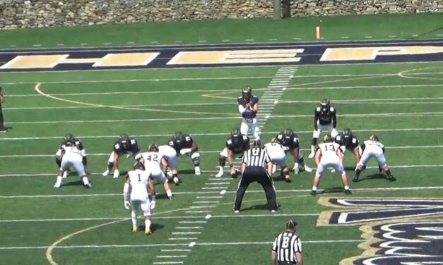 Pin and Pull RPO Concepts- Shepherd University (WV)