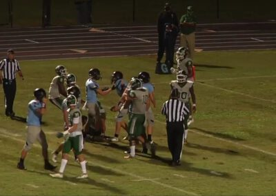 Box Coverage vs Trips- Flagler Palm Coast HS (FL)