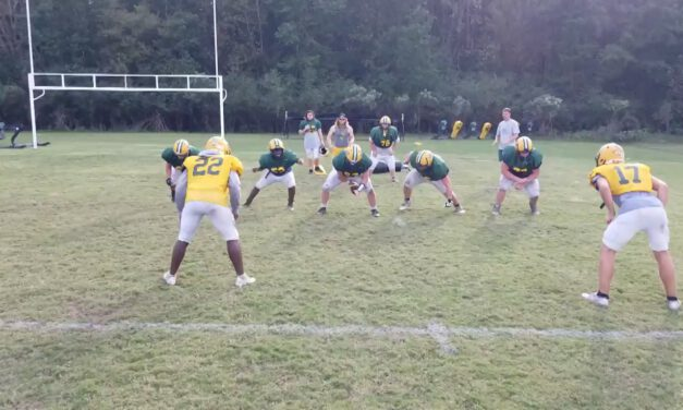 Middle Safety Read Drill- Conway HS (SC)