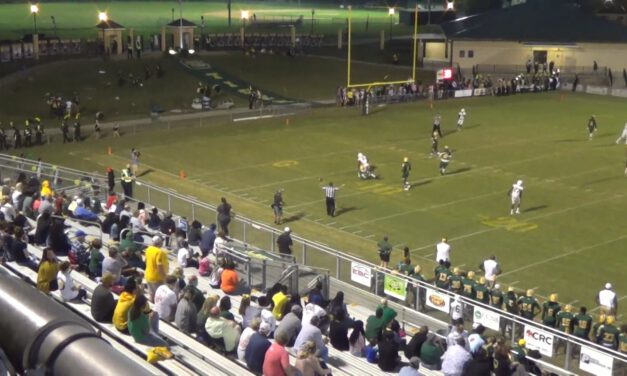 3-High Safety Coverage vs 3×1 Formations- Conway HS (SC)