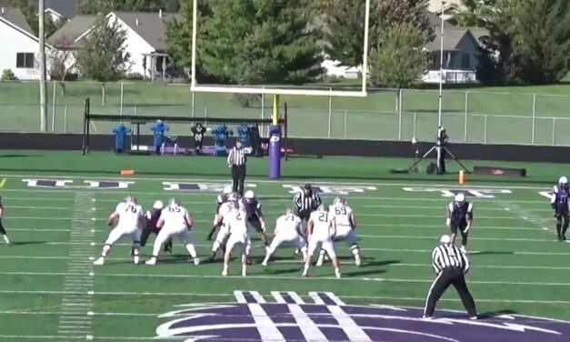 Split Field Coverage (3-High Alignments)- Bluffton University (OH)
