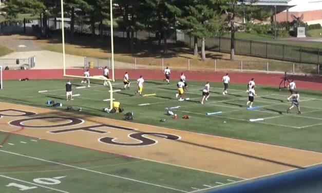 Jab Crotch Drill (Gap Doubles)- Rowan University (NJ)