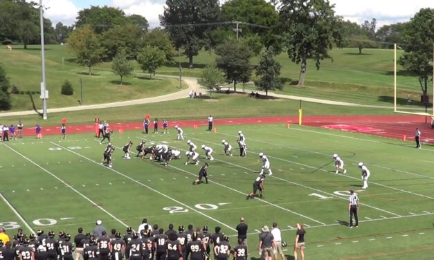 3-High Run Fits vs Split Zone- Bluffton University (OH)