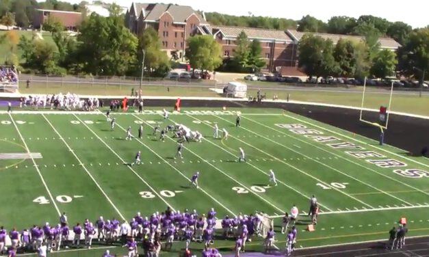 3-High Run Fits vs Power- Bluffton University (OH)