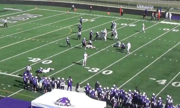 3-1 Box Run Fits (3-Safety Structure)- Bluffton University (OH)