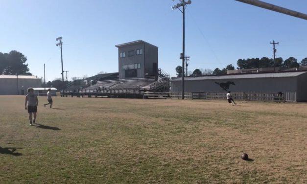 Shallow Cross Drill- Perryville High School (AR)