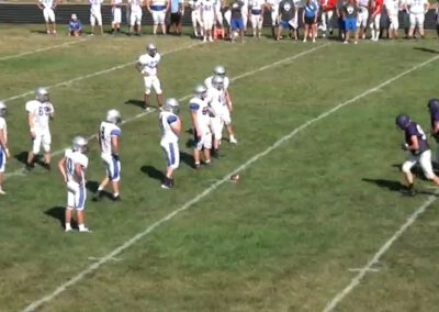 Pin and Pull RPO Concepts (TEWing Formations)- Mechanicsburg HS (OH)