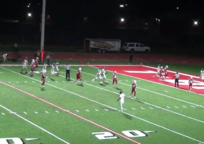 Mid Zone RPO (Post-Out)- Basehor Linwood HS (KS)