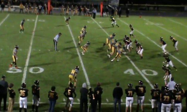 Mint Front vs Run Game- Herscher High School (IL)